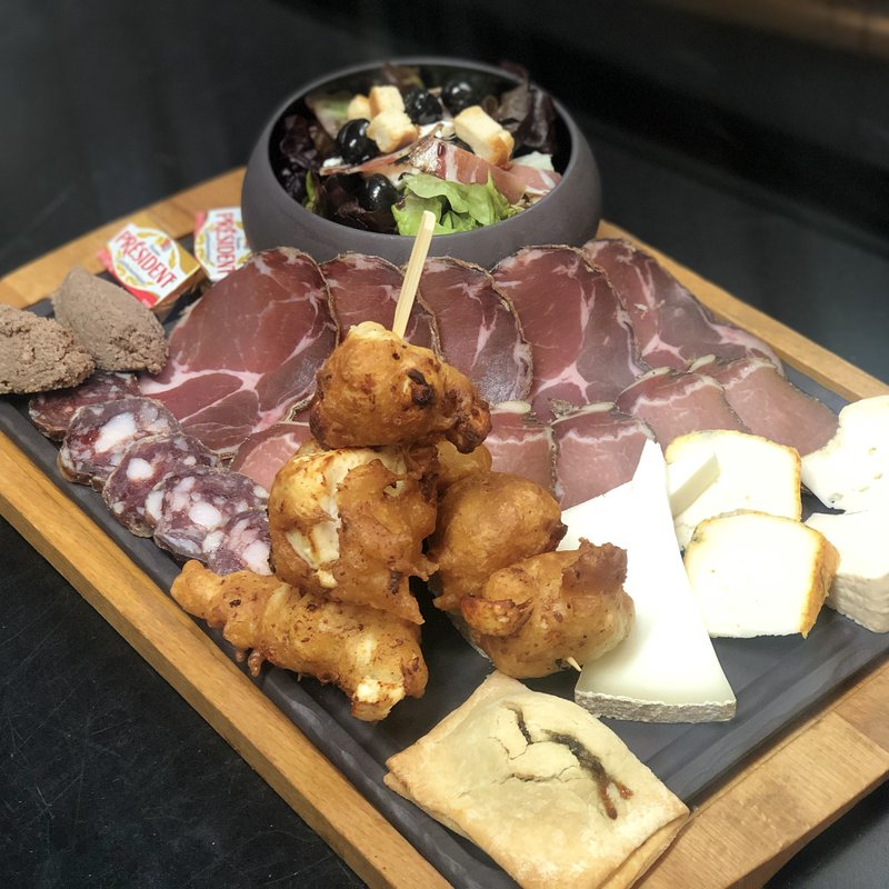 Planche PASCAL PAOLI (assiette repas) image