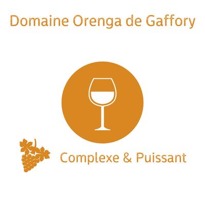 Domaine Orenga de Gaffory, Rappu, vin de liqueur, vin de France, Patrimonio (recommandé avec le dessert Pastizzu) image