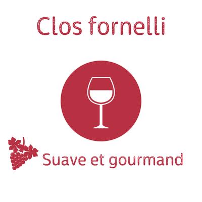 Clos Fornelli Cuvée La Robe d'Ange 2019  Rouge AOP Corse 75cl image