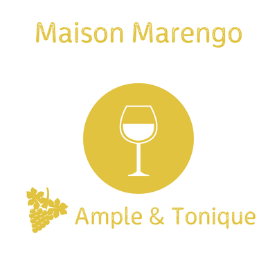 Maison Marengo blanc, Cuvée Emiliu 2018, Vin de France, Patrimonio 75cl ( recommandé avec la Salade fraîcheur ) image