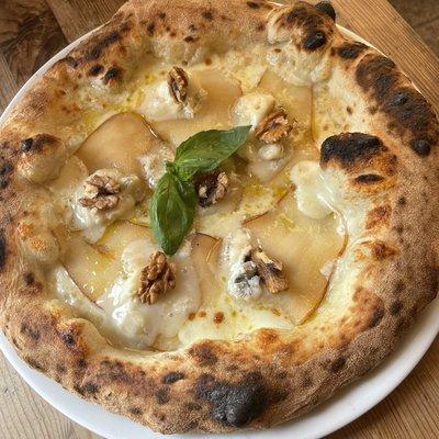 pizza poire image