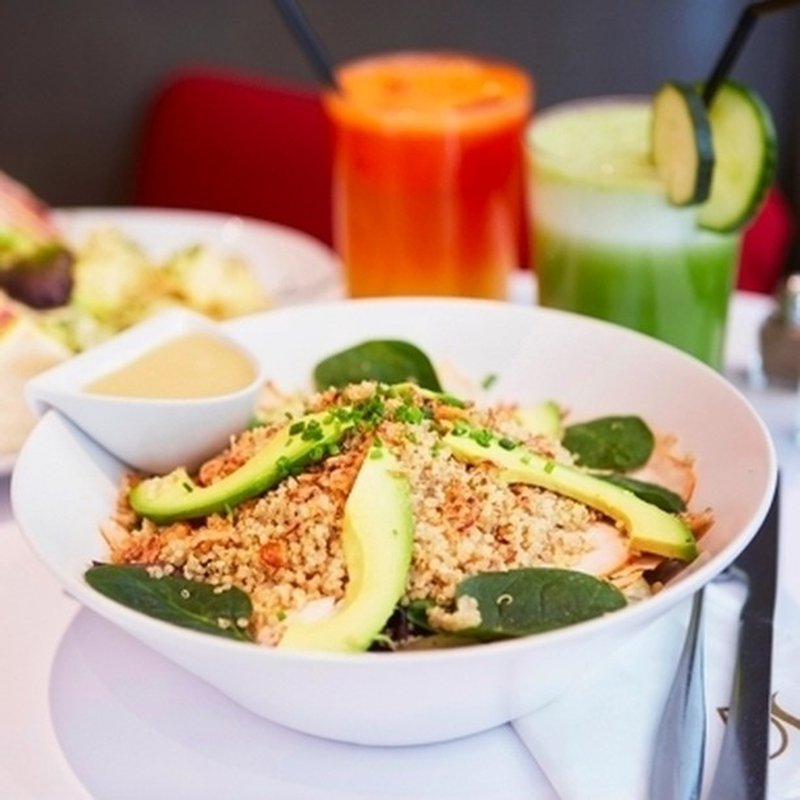 Crispy Quinoa image