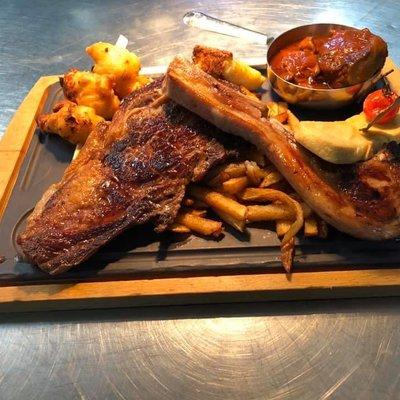 Planche du boucher - Assiette repas image
