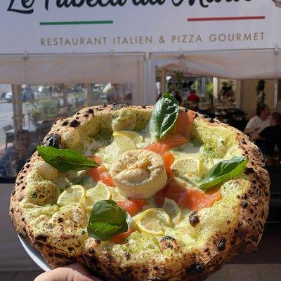 pizza du jour image