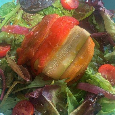 Tatin de légumes image