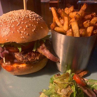 Burger casanu image