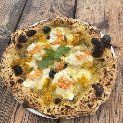 Pizza Gambas image