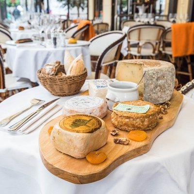 ▪️Assiette des cinq fromages de l'Île image