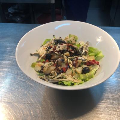 Salade d'anchois à la Bastiaise image