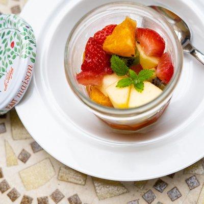Salade de fruits frais image
