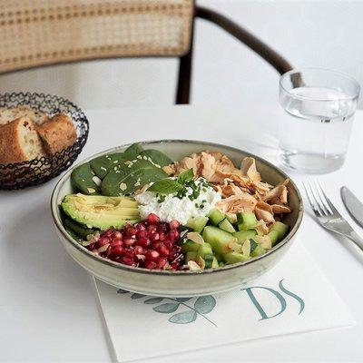 Chicken Quinoa Bowl image