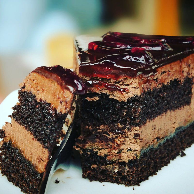 Le triple chocolat image