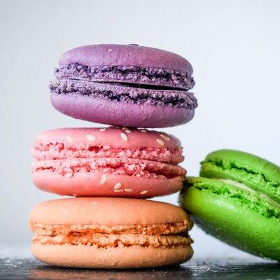 Nos 4 petits macarons image