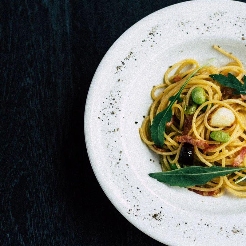 Spaghetti saint jacques image