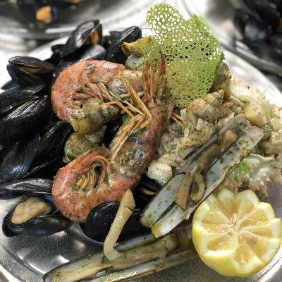 Salade du pêcheur image