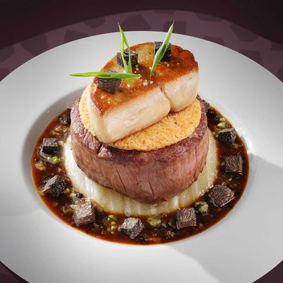 Filet de boeuf rossini image