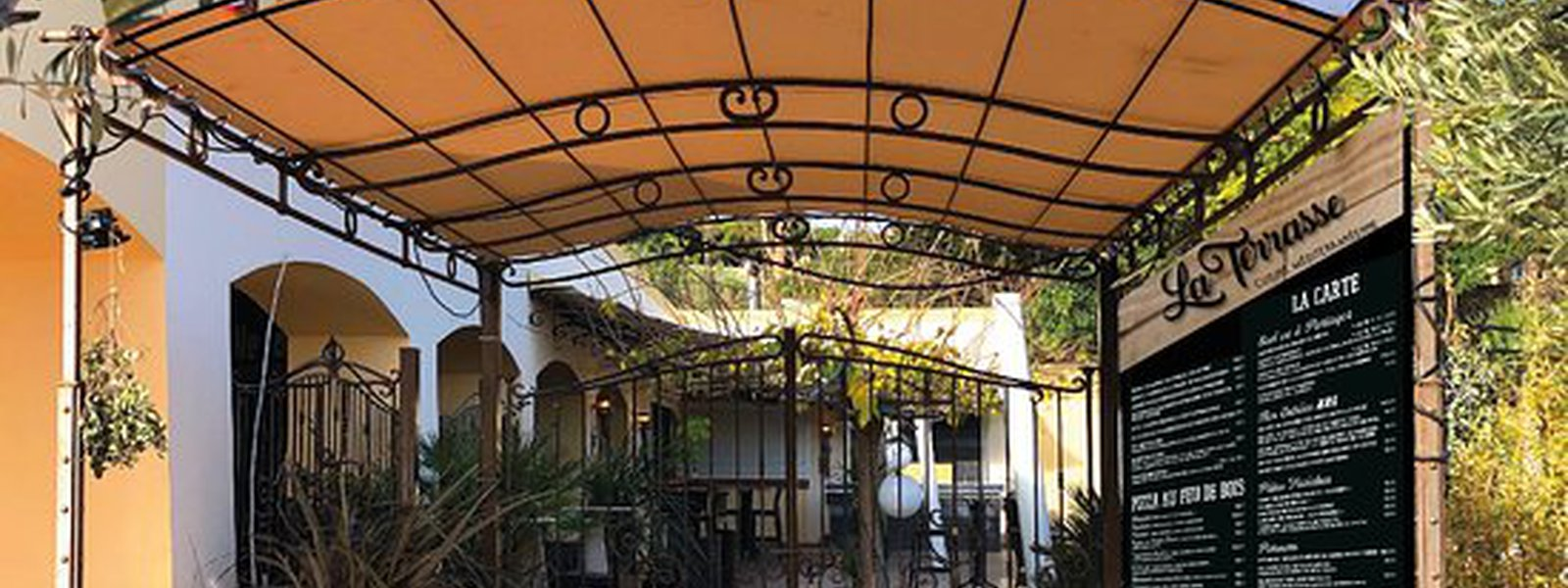 La Terrasse du Port image header